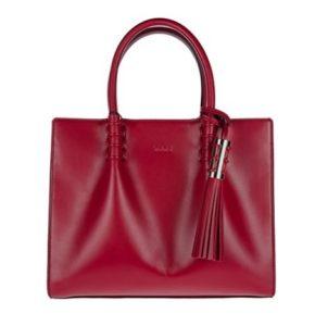 bolso de mano tods rojo comprar online
