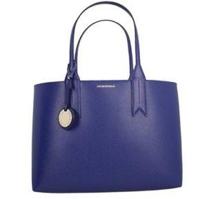 bolso emporio armani azul barato