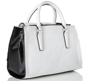 bolso guess blanco outlet