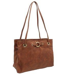 bolso marron oscuro mujer comprar online