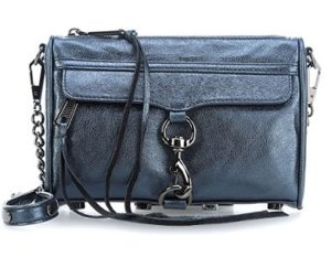 bolso rebecca minkoff azul outlet