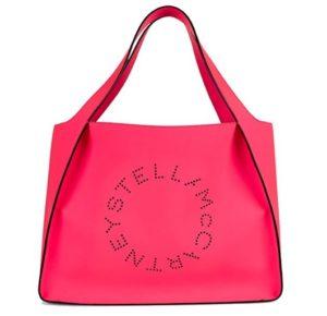 bolso stella maccartney rosa barato