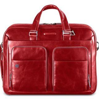 maletin piaquadro rojo comprar online
