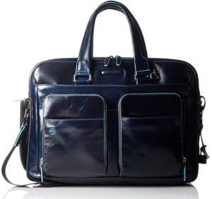 maletin piquadro azul comprar online