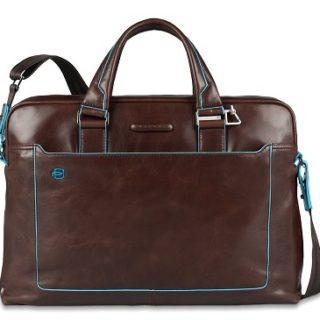 maletin piquadro marron barato online
