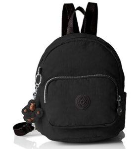 mochila kipling negra comprar online