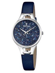 reloj festina mujer azul comprar online