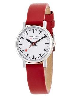 reloj mujer modaine rojo comprar online