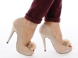zapatos con plataforma de fiesta baratos