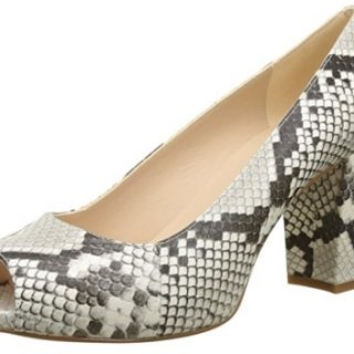 zapatos de tacon unisa punta abierta baratos
