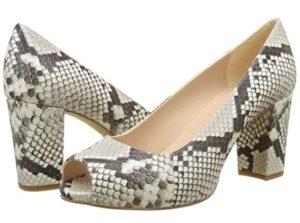 zapatos de tacon unisa punta abierta comprar online