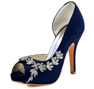 zapatos peep toes baratos online