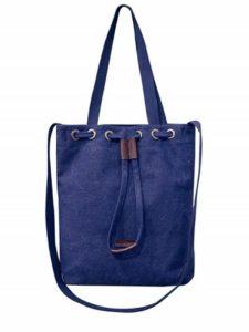 bolso azul marino bandolera comprar online