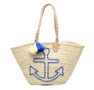 bolso con ancla azul comprar online