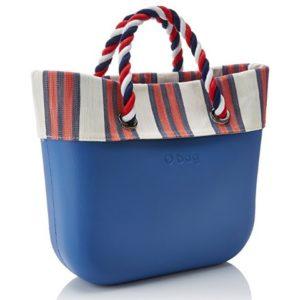bolso obag azul comprar