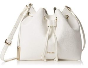 bolso pollini blanco comprar online
