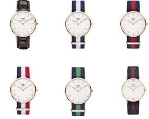 comprar relojes daniel wellington mujer baratos online