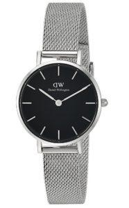 reloj daniel wellington mujer plateado barato