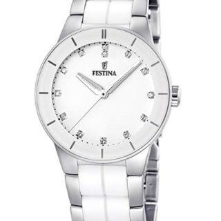reloj festina mujer blanco comprar online