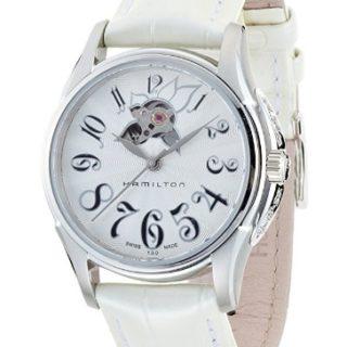 reloj hamilton mujer blanco comprar online
