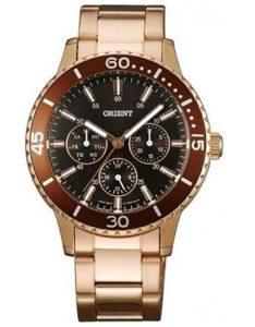 reloj orient mujer marron comprar online