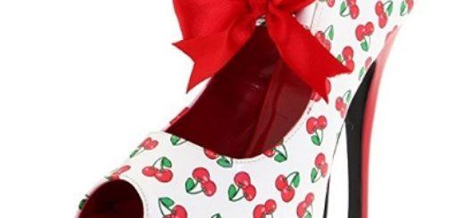 zapatos de tacon con cerezas comprar online