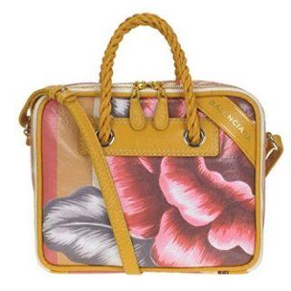 bolso balenciaga cuero multicolor comprar online