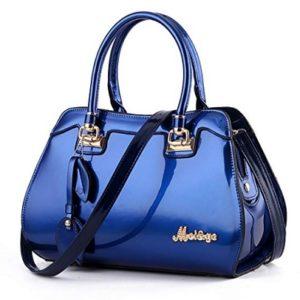 bolso de mano tisdaini azul comprar online