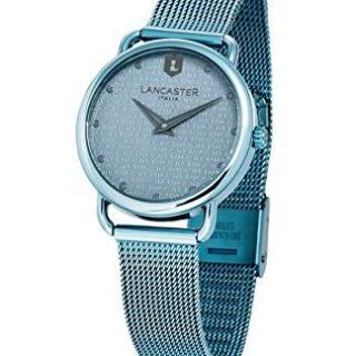 reloj lancaster italia mujer azul comprar online