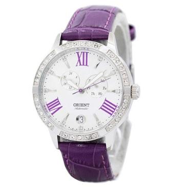 reloj orient mujer morado comprar barato
