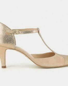 zapatos de tazon t bar de piel comprar baratos online