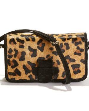 bolso de piel efecto leopardo comprar online