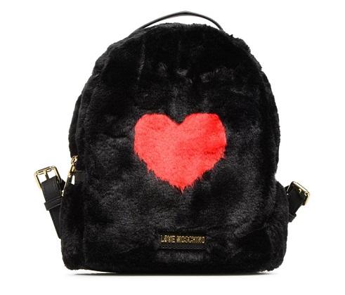 mochila love moschino con corazon comprar barata