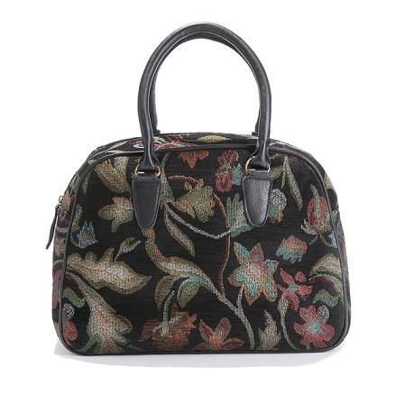 bolso con bordado de flores la redoute comprar online