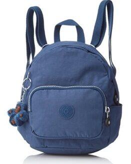 mochila kipling azul comprar barata