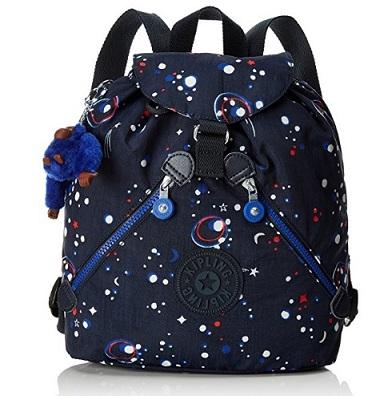mochila mujer kipling con estrellas comprar online