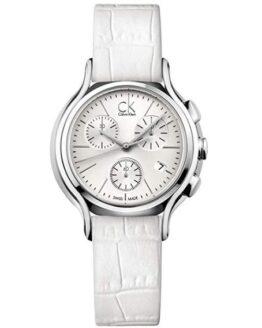 reloj clavin klein blanco mujer comprar online