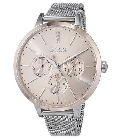 d7b1e12d3df 🥇 Reloj Hugo Boss mujer MÁS BARATO Oferta