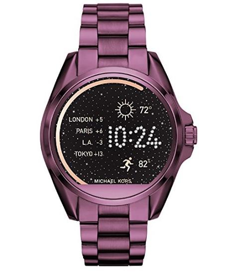 reloj michael kors mujer morado comprar precio barato online