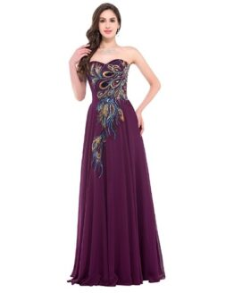vestido de fiesta grace karin comprar online