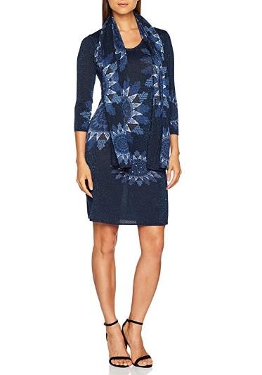 vestido desigual mujer helen comprar online precio barato