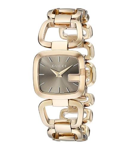 3bd28b67276c 🥇 Reloj Gucci mujer marrón Precio Más Barato