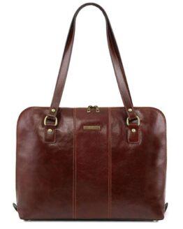 comprar maletin mujer marron precio barato online