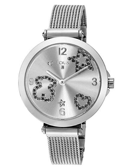 comprar reloj tous mujer de acero precio barato