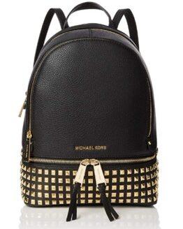 comprar mochila mujer michael kors negra precio barato online