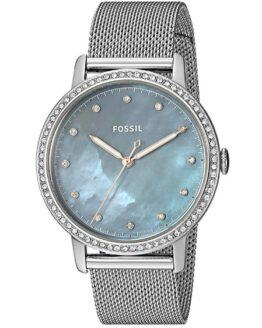 comprar reloj fossil mujer acero precio mas barato oferta