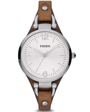 comprar reloj fossil mujer correa de cuero precio barato online