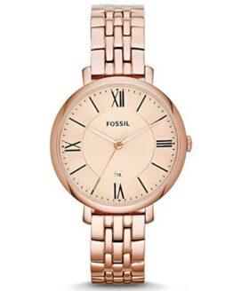 comprar reloj fossil oro rosa precio mas barato online