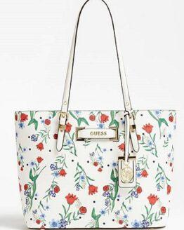 comprar bolso guess shopper eloise flores precio barato