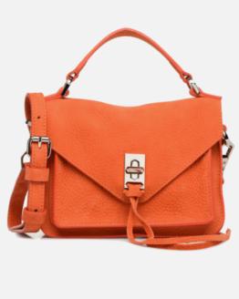 comprar bolso rebecca minkoff naranja precio barato online